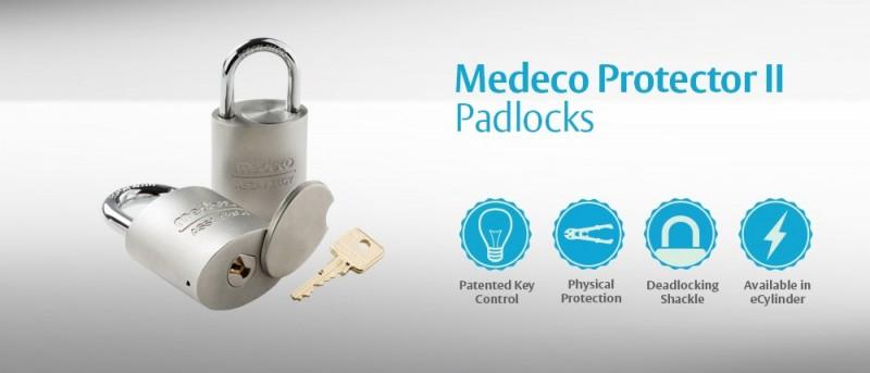 Medeco Protector II Padlock